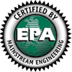 EPA Certification by Mainstream Engineering